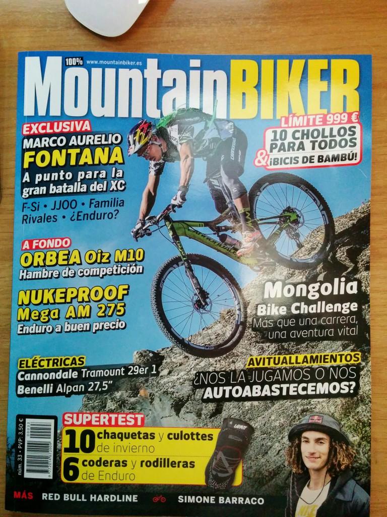 Mongolia Bike Challenge 2014